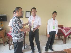 SMK Wikrama 1 Jepara Juara I LKS Software Aplication Kabupaten Jepara Tahun 2016