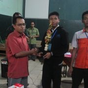 Juara 1 LKS IT Software Application